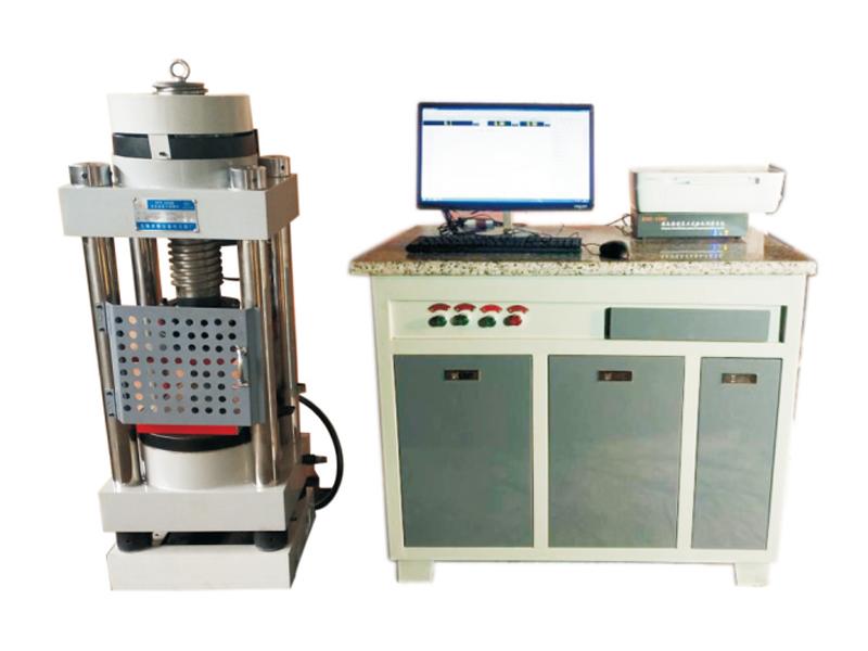 WYA-2000B全自动压力试验机