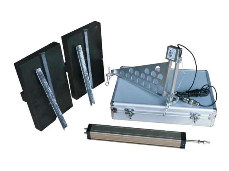 钢绞线钳口/铝片/变形引伸仪/位移传感器