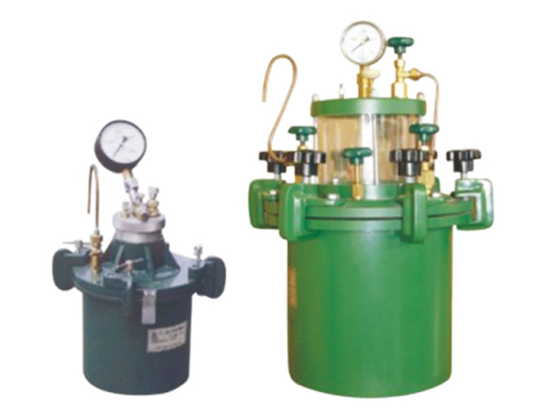 HC-7L型混凝土拌合物含气量测定仪