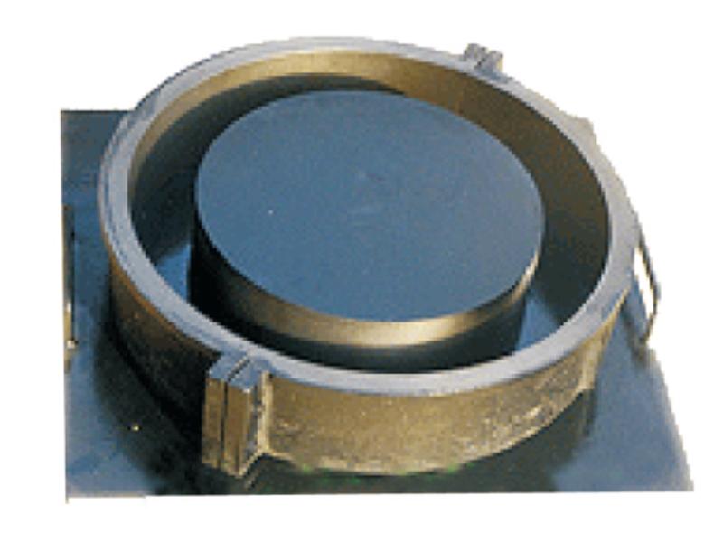 425×305×100金属抗裂试模金属抗裂模内环
