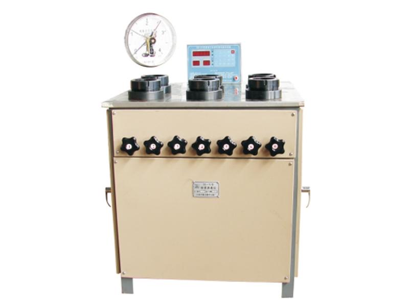 SS-1.5型砂浆渗透仪(指针式,数显自动式)