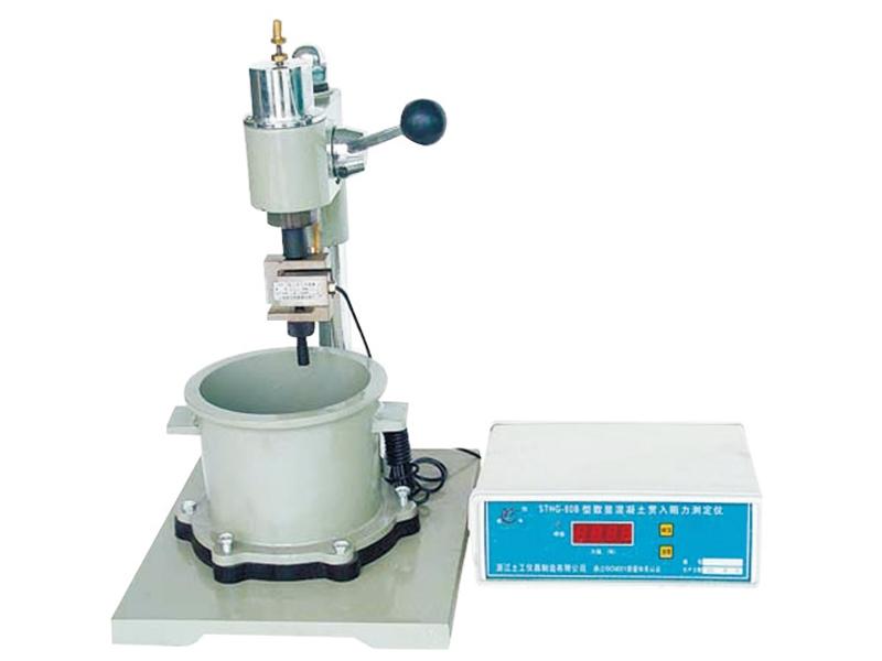 HG-80型混凝土贯入阻力测定仪
