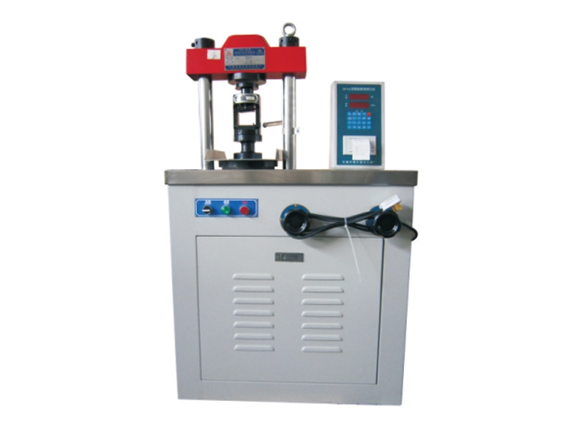 WYA-300电液式压力试验机