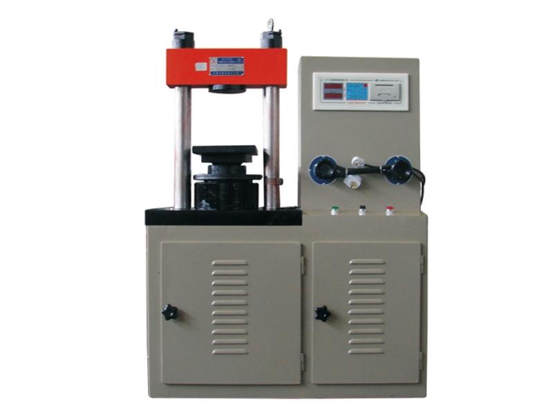 浙江WYA-600电液式压力试验机