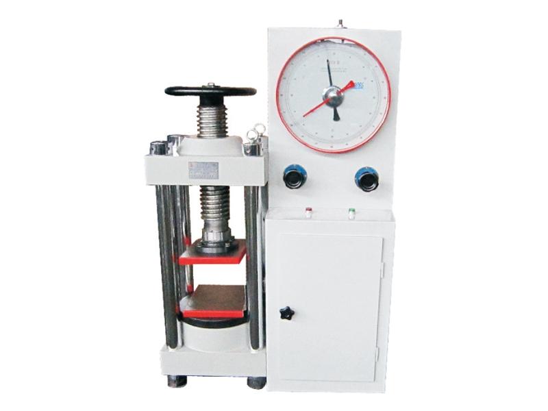 浙江JYE/TYE-1000/2000型液压式压力试验机